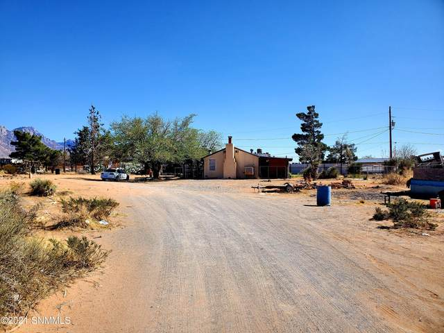 9422 El Centro Boulevard, Las Cruces, NM 88012 (MLS #2101152) :: Better Homes and Gardens Real Estate - Steinborn & Associates