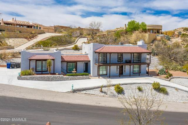 7010 Raasaf Drive, Las Cruces, NM 88005 (MLS #2101153) :: Las Cruces Real Estate Professionals