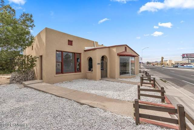 1145 N Main Street, Las Cruces, NM 88001 (MLS #2101157) :: Better Homes and Gardens Real Estate - Steinborn & Associates