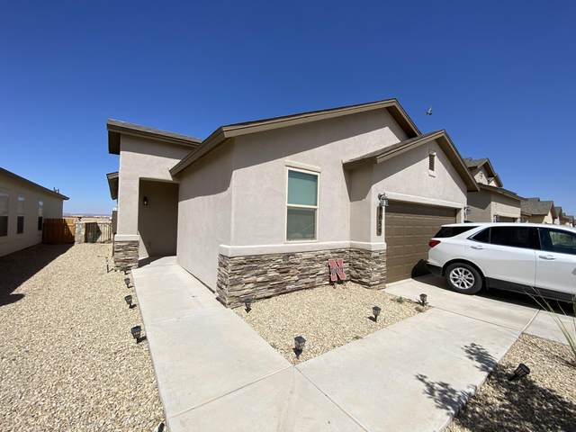 7039 Chaco Street, Las Cruces, NM 88012 (MLS #2101163) :: Better Homes and Gardens Real Estate - Steinborn & Associates