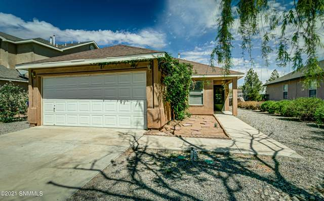 4873 Calle Bella Avenue, Las Cruces, NM 88012 (MLS #2101169) :: Better Homes and Gardens Real Estate - Steinborn & Associates