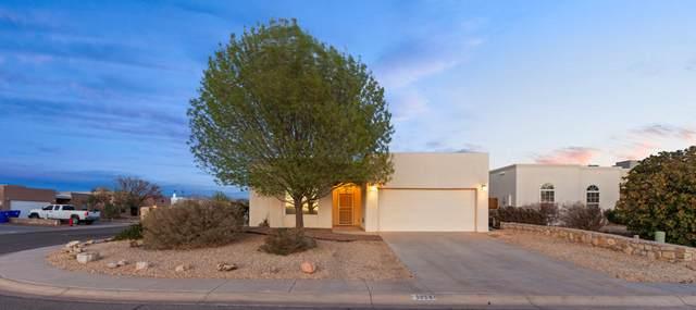 5854 Habanero Drive, Las Cruces, NM 88012 (MLS #2101173) :: Las Cruces Real Estate Professionals
