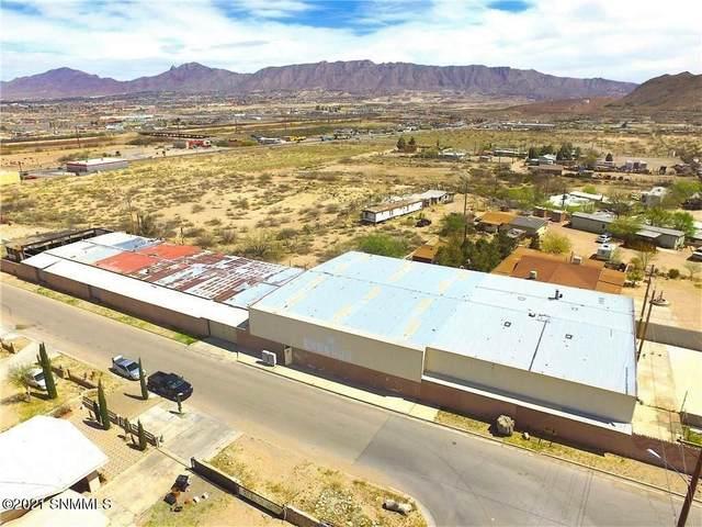 117 Antone Street, Sunland Park, NM 88063 (MLS #2101177) :: Better Homes and Gardens Real Estate - Steinborn & Associates