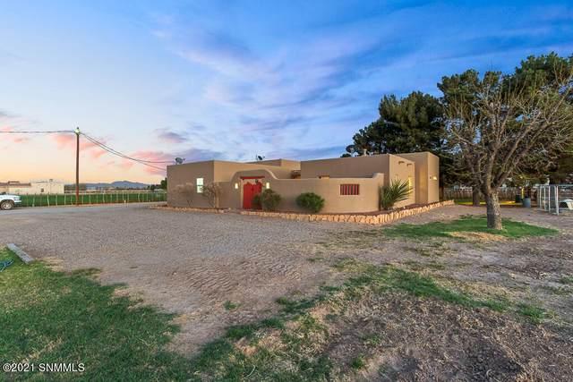 2 Tierra Bonita Court, La Mesa, NM 88044 (MLS #2101179) :: Better Homes and Gardens Real Estate - Steinborn & Associates