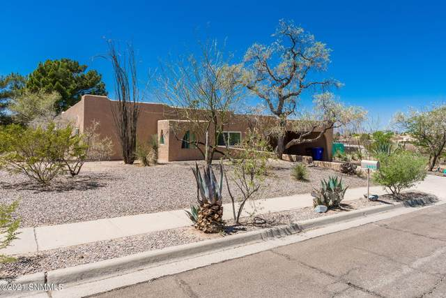 3409 Neptune Drive, Las Cruces, NM 88012 (MLS #2101182) :: Better Homes and Gardens Real Estate - Steinborn & Associates