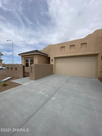 4030 Sommerset, Las Cruces, NM 88011 (MLS #2101187) :: Better Homes and Gardens Real Estate - Steinborn & Associates