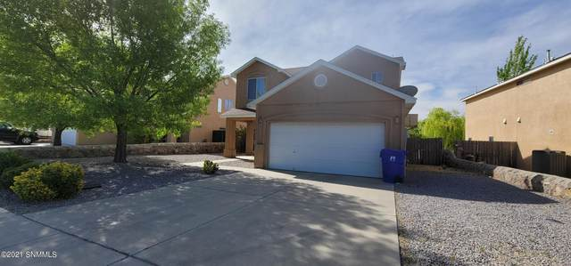5191 Arena Drive, Las Cruces, NM 88012 (MLS #2101189) :: Better Homes and Gardens Real Estate - Steinborn & Associates