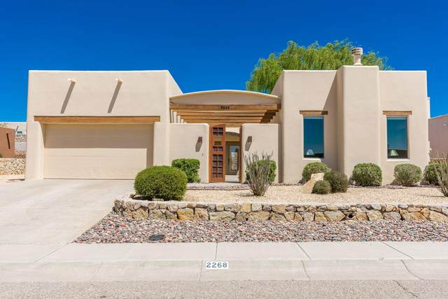 2268 Calais Avenue, Las Cruces, NM 88011 (MLS #2101190) :: Better Homes and Gardens Real Estate - Steinborn & Associates