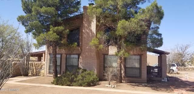 5965 Clifford Avenue, Las Cruces, NM 88012 (MLS #2101192) :: Las Cruces Real Estate Professionals