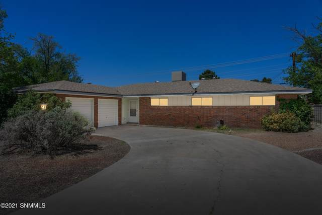1845 Myrtle Avenue, Las Cruces, NM 88001 (MLS #2101193) :: Las Cruces Real Estate Professionals