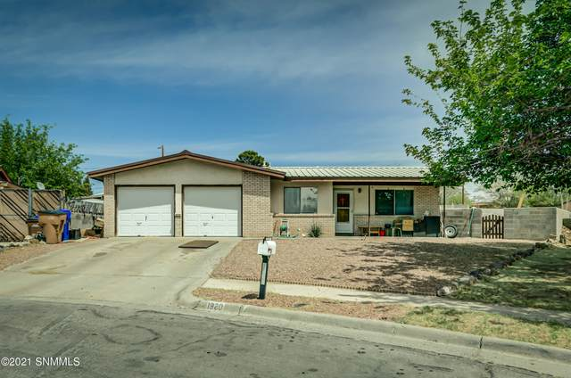 1920 Louise Court, Las Cruces, NM 88001 (MLS #2101196) :: Better Homes and Gardens Real Estate - Steinborn & Associates