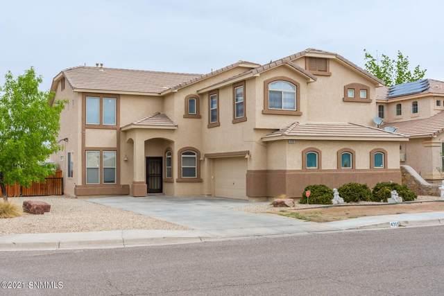4355 Soda Spring Drive, Las Cruces, NM 88011 (MLS #2101198) :: Las Cruces Real Estate Professionals