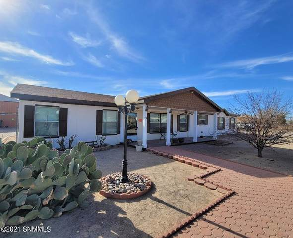 3 Firehouse Road, Mesquite, NM 88048 (MLS #2101199) :: Agave Real Estate Group