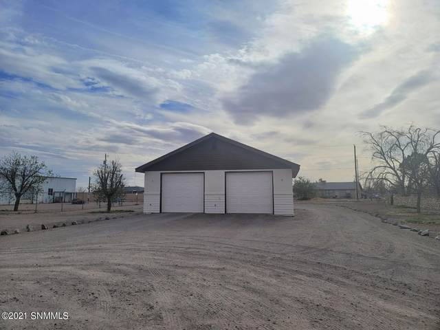 5 Firehouse Road, Mesquite, NM 88048 (MLS #2101200) :: Agave Real Estate Group