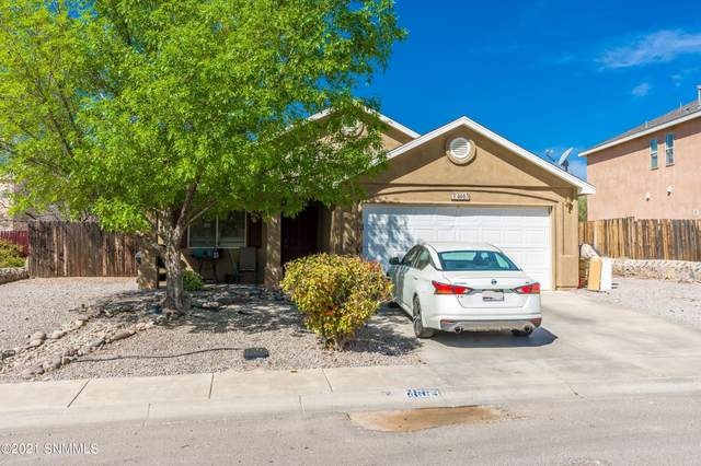 4663 Pyrite Road, Las Cruces, NM 88012 (MLS #2101212) :: Better Homes and Gardens Real Estate - Steinborn & Associates