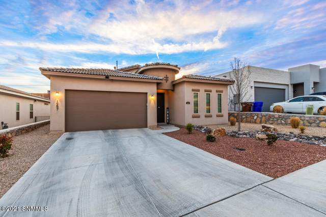 1957 W Villa Napoli Loop, Las Cruces, NM 88011 (MLS #2101216) :: Better Homes and Gardens Real Estate - Steinborn & Associates