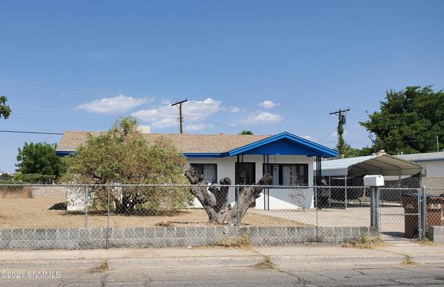 1005 Lees Drive, Las Cruces, NM 88001 (MLS #2101217) :: Better Homes and Gardens Real Estate - Steinborn & Associates