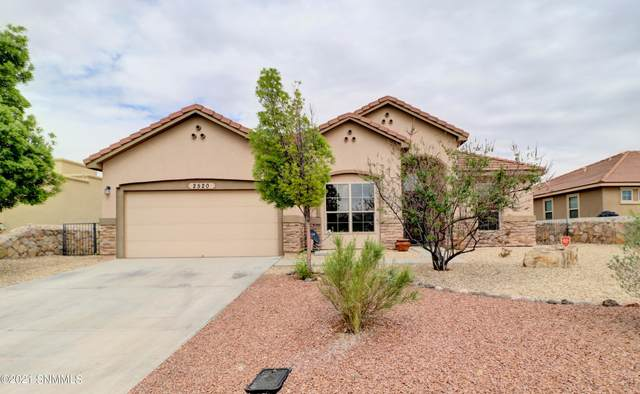 2520 Velarde Place, Las Cruces, NM 88011 (MLS #2101220) :: Agave Real Estate Group