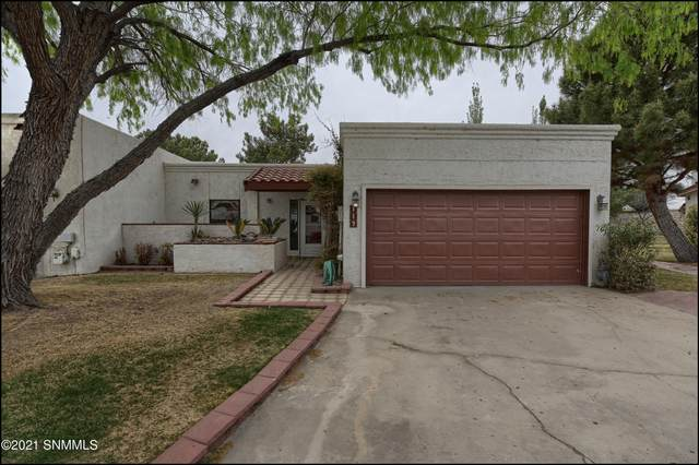 117 Casas Bellas, Santa Teresa, NM 88008 (MLS #2101222) :: Better Homes and Gardens Real Estate - Steinborn & Associates
