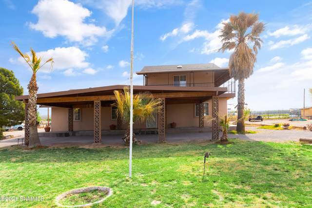8131 Milagro Road, Mesilla Park, NM 88047 (MLS #2101223) :: Better Homes and Gardens Real Estate - Steinborn & Associates