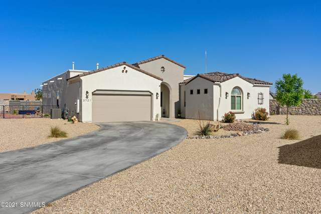 3721 Santa Rosa Avenue, Las Cruces, NM 88012 (MLS #2101225) :: Agave Real Estate Group