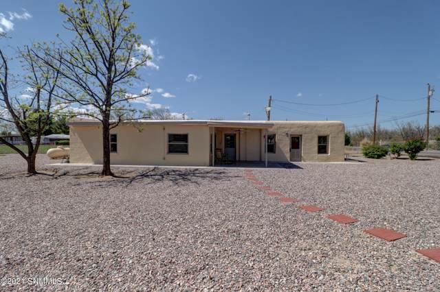 3933 San Ysidro Road, Las Cruces, NM 88007 (MLS #2101227) :: Agave Real Estate Group