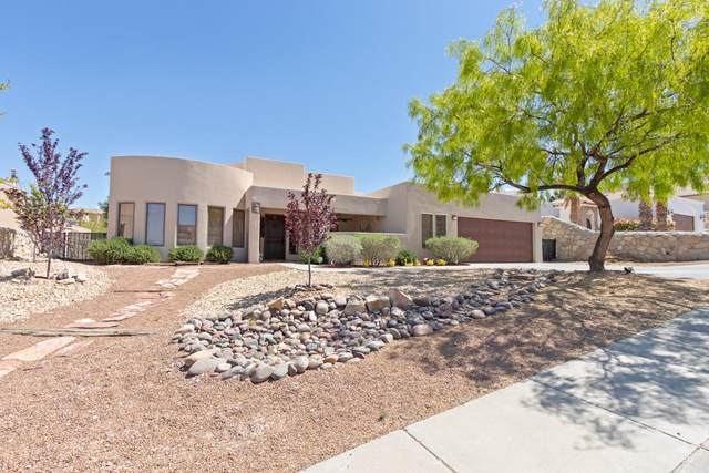 3535 Midnight Ridge Drive, Las Cruces, NM 88011 (MLS #2101259) :: Agave Real Estate Group