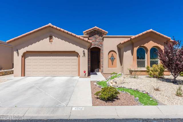 4272 Canterra Arc, Las Cruces, NM 88011 (MLS #2101280) :: Better Homes and Gardens Real Estate - Steinborn & Associates