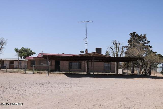 680 NW Arrowhead Drive, Deming, NM 88030 (MLS #2101285) :: Las Cruces Real Estate Professionals