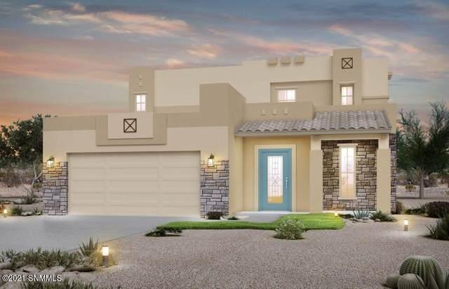 2552 Prado Del Sol Avenue, Las Cruces, NM 88011 (MLS #2101289) :: Better Homes and Gardens Real Estate - Steinborn & Associates