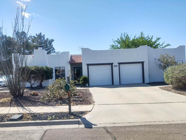 3415 Wesley Drive, Las Cruces, NM 88012 (MLS #2101305) :: Better Homes and Gardens Real Estate - Steinborn & Associates
