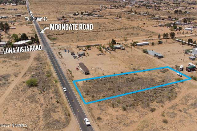 0000 Moongate Road, Las Cruces, NM 88012 (MLS #2101309) :: Las Cruces Real Estate Professionals