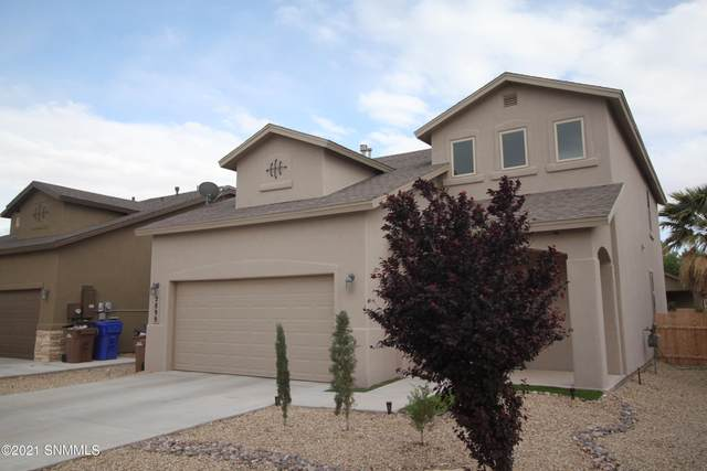 2899 Borroughs Street, Las Cruces, NM 88007 (MLS #2101313) :: Agave Real Estate Group