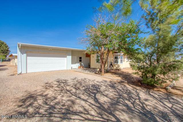 639 Sagewood Drive, Chaparral, NM 88081 (MLS #2101334) :: Better Homes and Gardens Real Estate - Steinborn & Associates