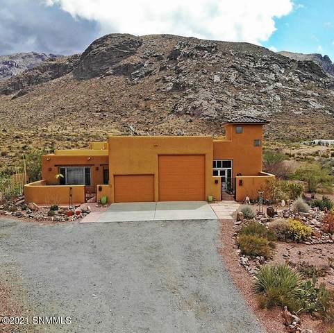 480 Pena Blanca Loop, Las Cruces, NM 88011 (MLS #2101341) :: Better Homes and Gardens Real Estate - Steinborn & Associates