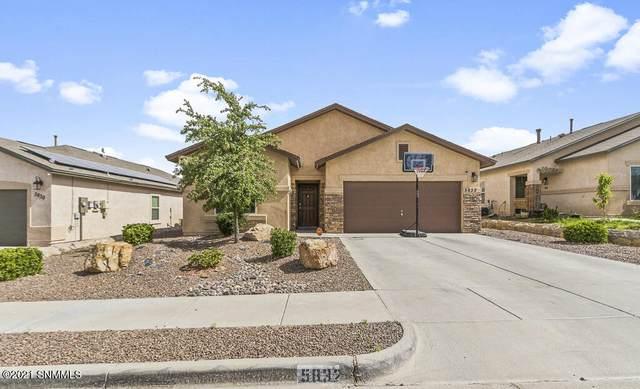 5832 Laurensito Street, Santa Teresa, NM 88008 (MLS #2101346) :: Better Homes and Gardens Real Estate - Steinborn & Associates