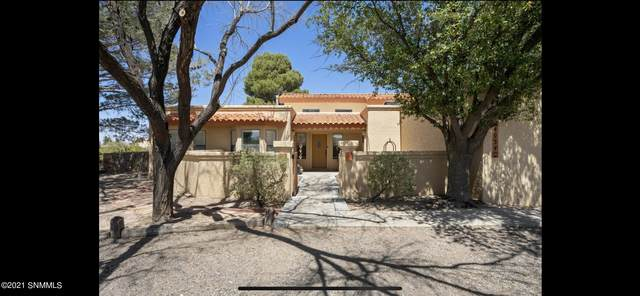 4934 Tobosa Road, Las Cruces, NM 88011 (MLS #2101350) :: Better Homes and Gardens Real Estate - Steinborn & Associates