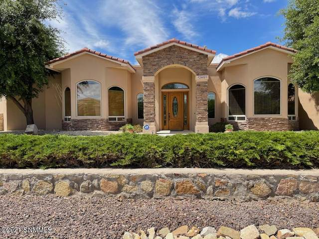 2605 Calle Porton, Las Cruces, NM 88007 (MLS #2101352) :: Agave Real Estate Group