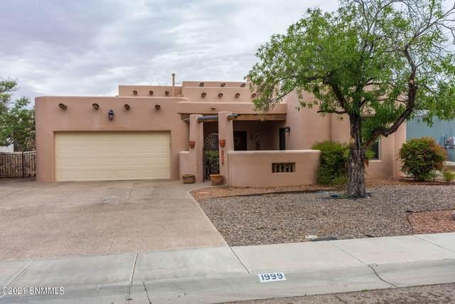 1999 Via Tesoro, Las Cruces, NM 88005 (MLS #2101353) :: Better Homes and Gardens Real Estate - Steinborn & Associates