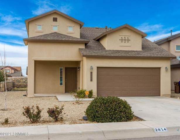 2814 La Union Court, Las Cruces, NM 88007 (MLS #2101373) :: Agave Real Estate Group