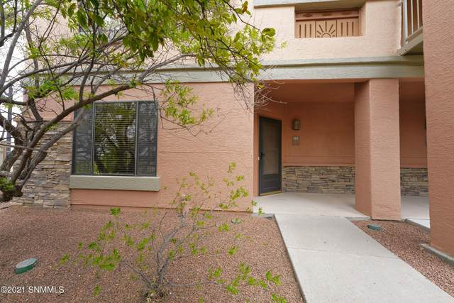 3650 Morning Star Drive #505, Las Cruces, NM 88011 (MLS #2101378) :: Agave Real Estate Group