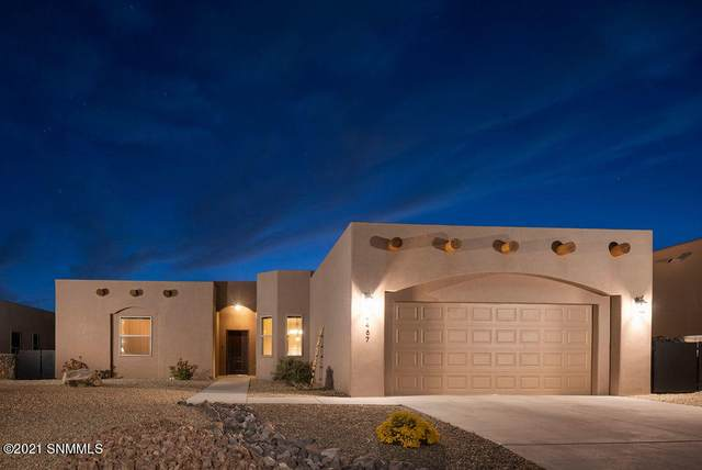 4467 Maricopa Circle, Las Cruces, NM 88011 (MLS #2101390) :: Agave Real Estate Group