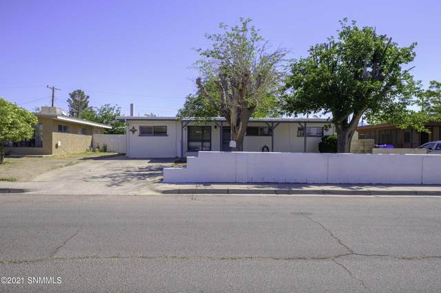 1575 Durazno Street, Las Cruces, NM 88001 (MLS #2101396) :: Agave Real Estate Group