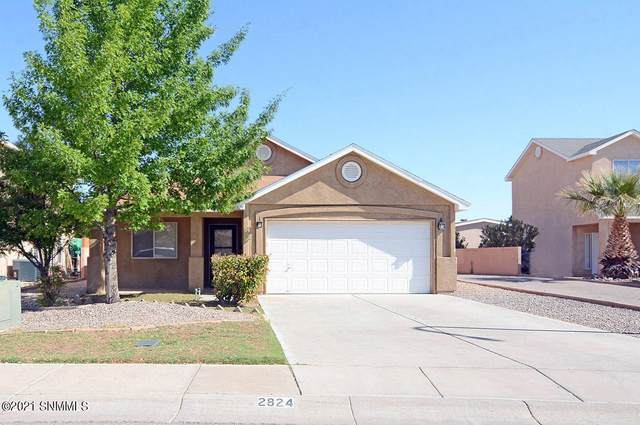 2824 Ancho Avenue, Las Cruces, NM 88007 (MLS #2101397) :: Agave Real Estate Group