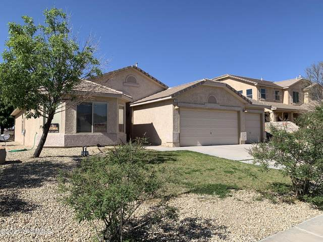 2556 Tuscan Hills Lane, Las Cruces, NM 88011 (MLS #2101398) :: Agave Real Estate Group