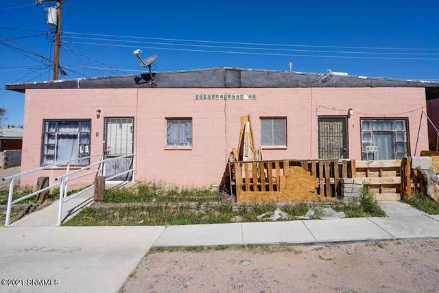 2215 Hagerty Road, Las Cruces, NM 88001 (MLS #2101404) :: Agave Real Estate Group