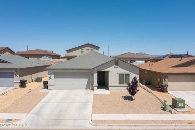 5924 Beechwood Street, Sunland Park, NM 88008 (MLS #2101426) :: Agave Real Estate Group