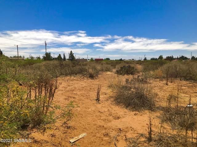 00 Chula Vista Road, Las Cruces, NM 88012 (MLS #2101445) :: Las Cruces Real Estate Professionals
