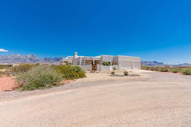 4015 Desert Broom Court, Las Cruces, NM 88011 (MLS #2101446) :: Las Cruces Real Estate Professionals