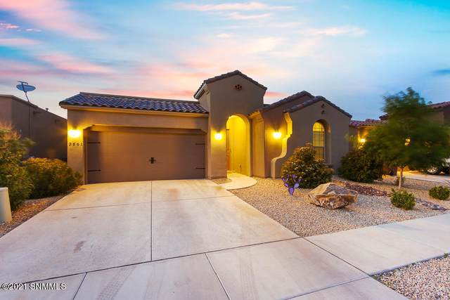 3661 Lunetta Court, Las Cruces, NM 88012 (MLS #2101450) :: Better Homes and Gardens Real Estate - Steinborn & Associates